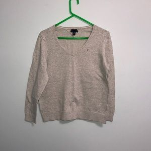 Grey Tommy Hilfiger sweater